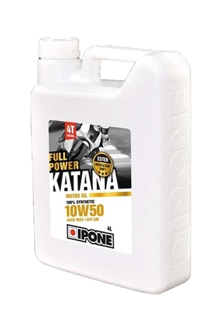 Ipone Full Power Katana 10W50 4T Esterli Yağ 4 Lt